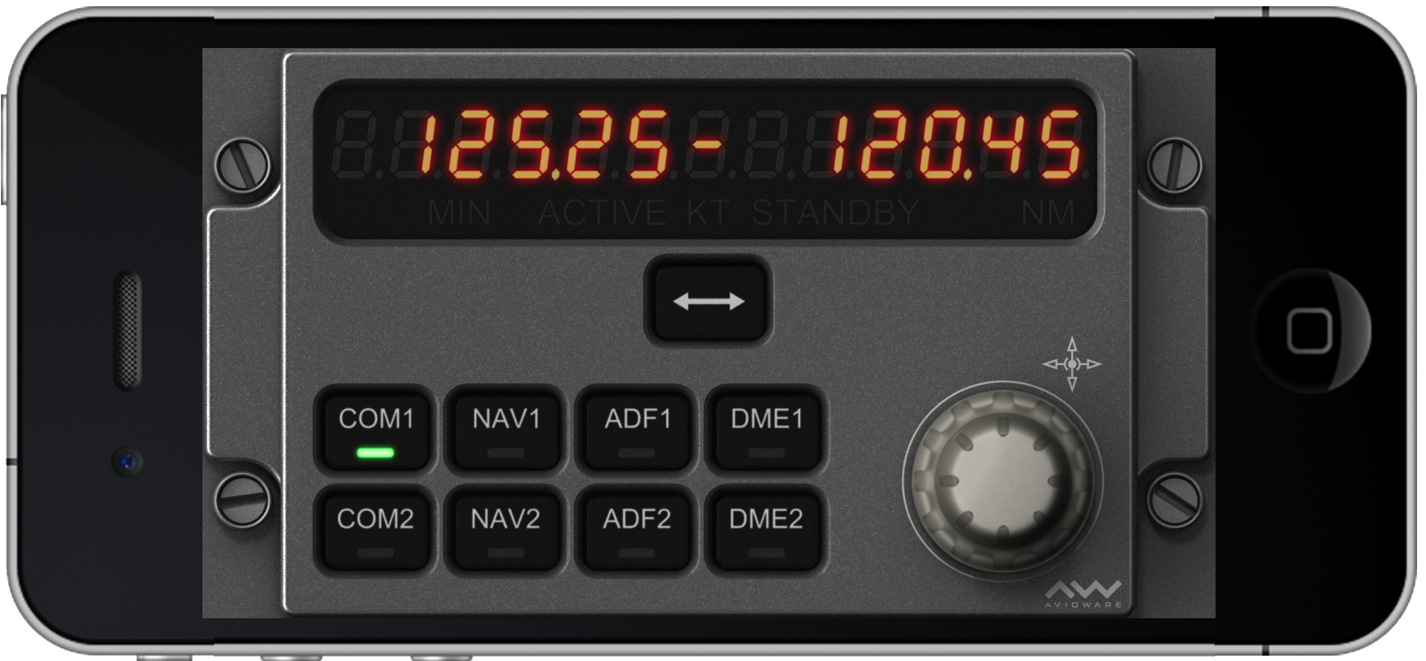 avioware com - Flight simulator instruments for iPad and Android